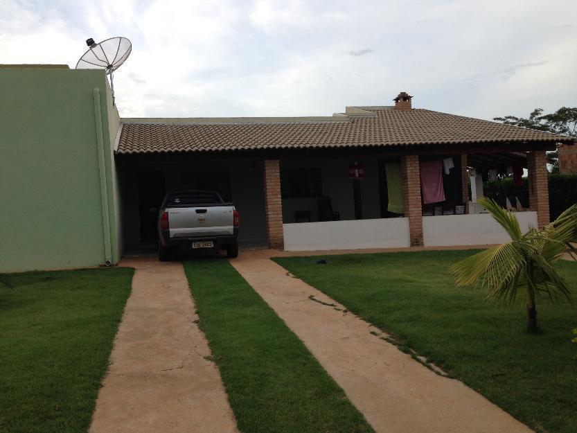 Rancho no interior de São Saulo