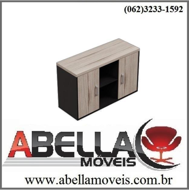Armário baixo para escritório com o melhor preço de Goiânia - ABELLA MÓVEIS