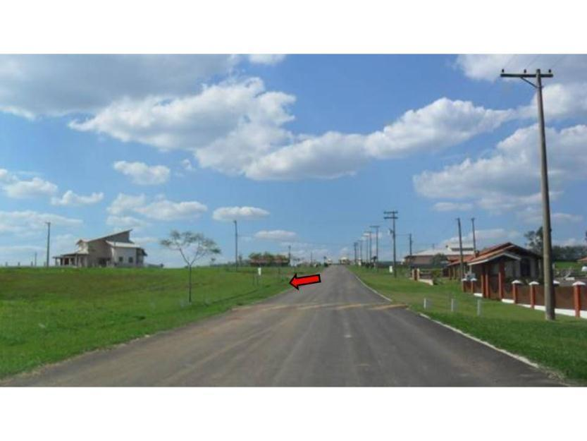 Terreno plano no condomínio Ninho Verde 1