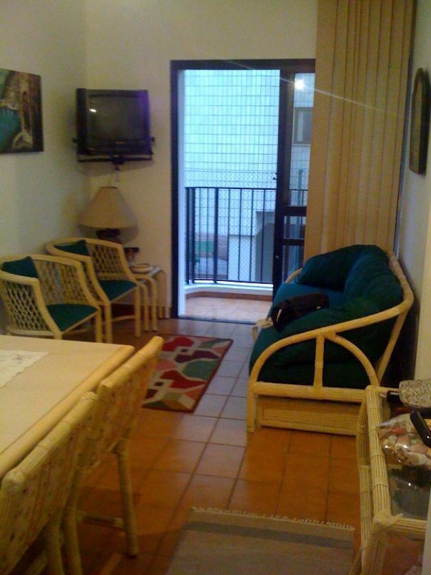 Apartamento mobiliado!!! Aluguel anual