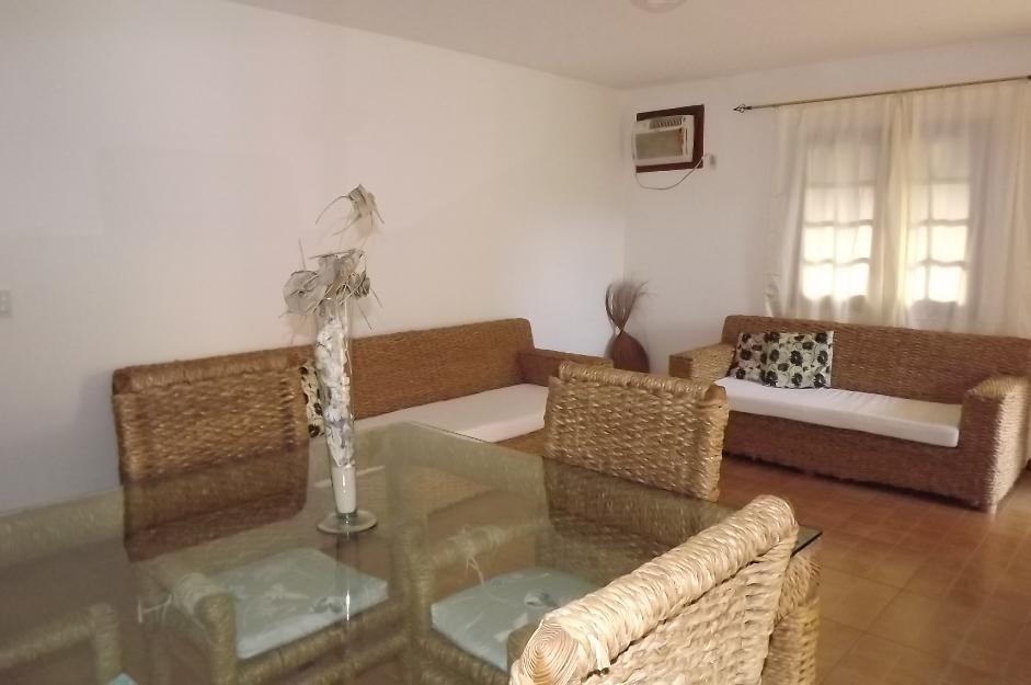 Ap 2 suites, com ar, Varanda e piscina vista mar Praia Taperapuan