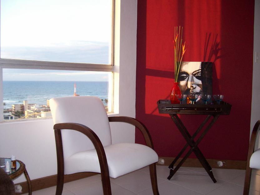 Apartamento  Lindo 2/4 vista mar mobiliado Pituba, Praca Igaratinga