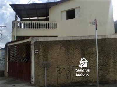 Sobrado 2 dorm. 4 vgs. 113m na V.Luzita em Santo André