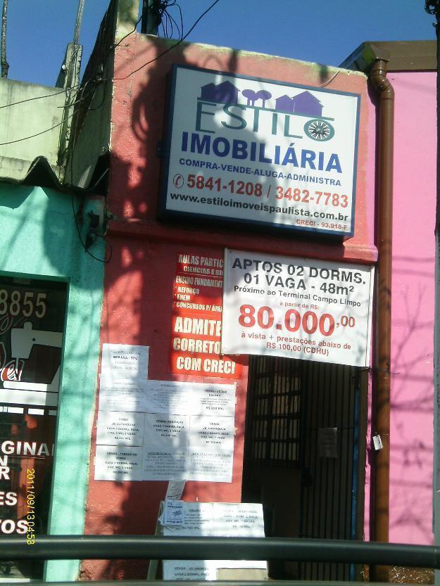 Imobiliaria Completa e moradia zona sul só 15 mil