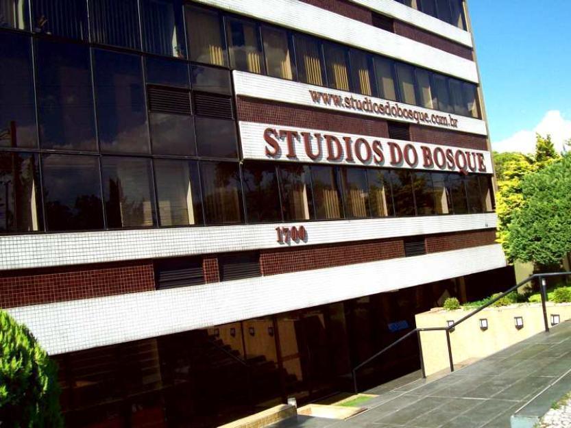 Escritório comercial - 6 ambientes - Studios do Bosque