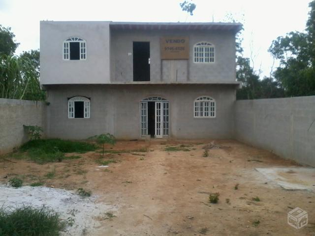 Casa Duplex 70m² Lote 200m² Magistrado Jacaraípe