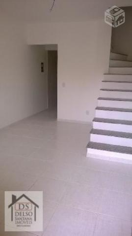 Duplex em Mesquita próximo ao novo Shopping 2 qtos