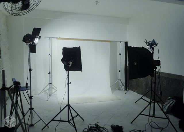 Locação de sala e estúdio para ensaios, testes