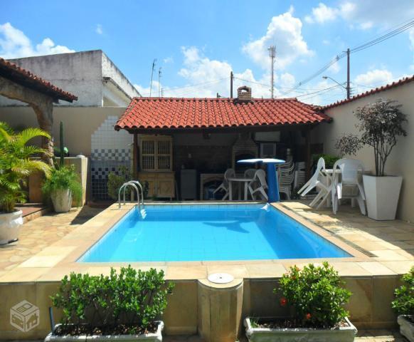 Casa Mobiliada 3 quartos piscina