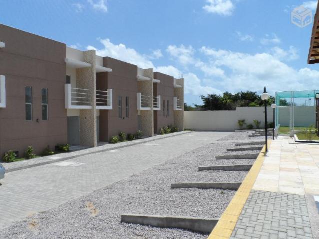 Casa duplex nova parnamirin pronto para morar