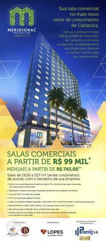 Meridional hotel,offices e mall, CARIACICA