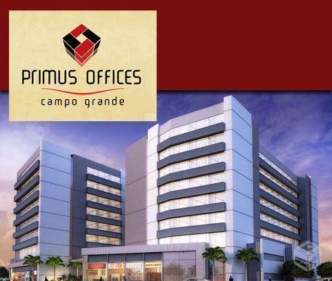 Primus Offices Campo Grande - Salas Comerciais