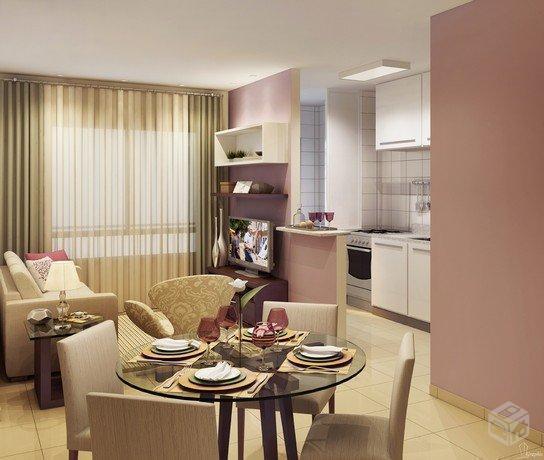 Apartamento Pronto Para Morar Zona Norte