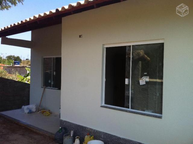 Casa com 2 quartos, excelente acabamento, em terre