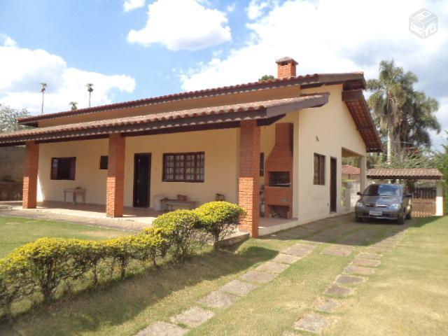 Casa Térrea-Cotia- Tijuco Preto - 3 dormitórios