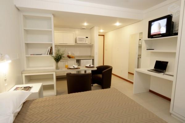 Apartamento Studio - Todo Mobiliado