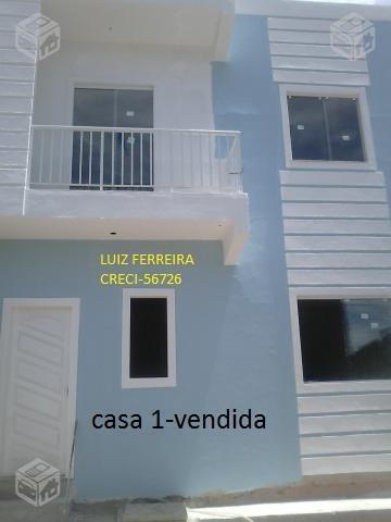 Casa - Maravilhosa - Nova Cidade - SG - R195 mil