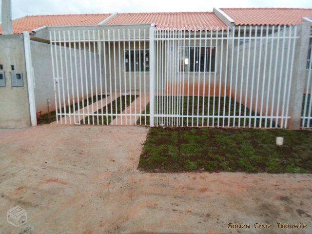 Excelente casa em alvenaria, Fazenda Rio Grande