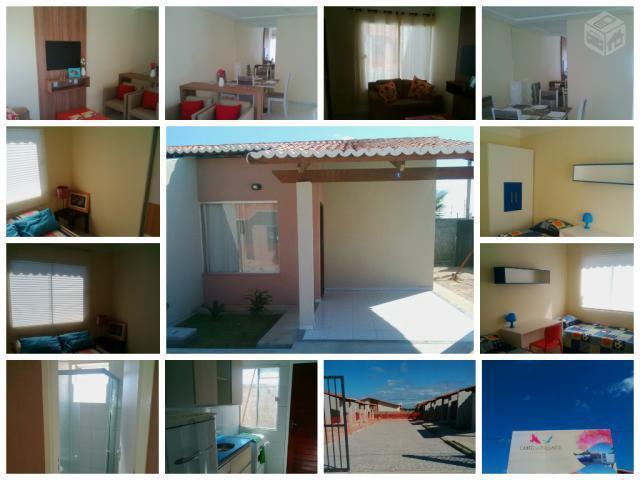 Lançamento- excelente casa isolada em SGA