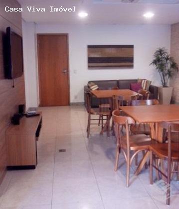 Apartamento 2 quartos lazer jardim camburi