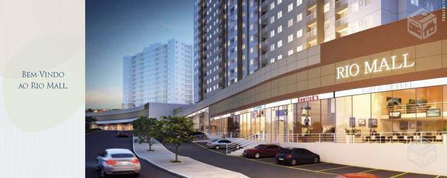 Lojas Comerciais-Rio Mall-Del Castilho