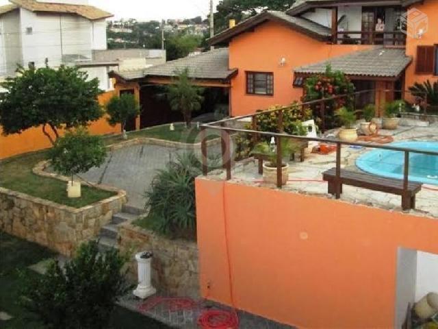 Casa Itatiba Recanto do Parque 3 dorms a/c 400 m2