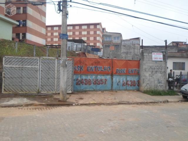 Terreno 414 M³ V Carmela Bonsucesso Guarulhos