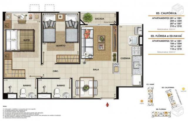 Apartamento 3 Quartos - Del Castilho