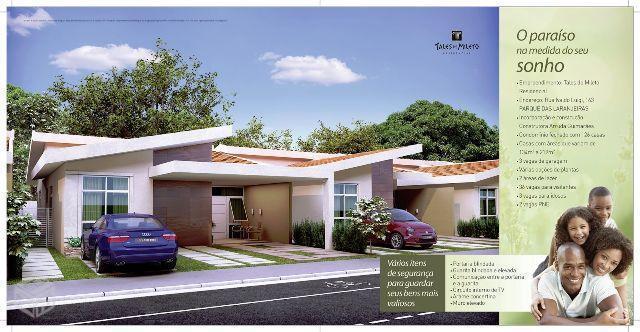 Tales de Mileto Residencial - Casas de 3 quartos