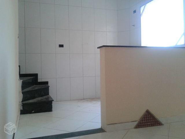 Cobertura s/Cond - Escada Interna - 2 Vagas -S.And