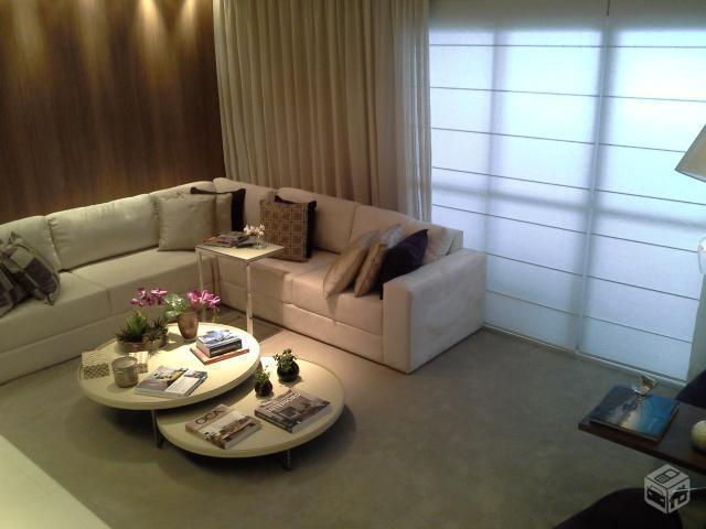 Apartamento 3 Dorms Varanda Gourmet 2 Vagas Colina