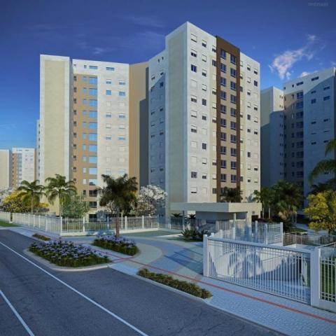 Apartamentos em  de 2 e 3 dorms, e uma inédita infraestrutura de lazer