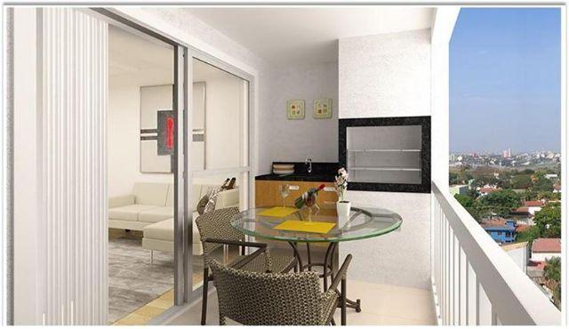 Apartamento 2 Quartos 1 Suite - Varanga com churrasqueira, Zona Sul