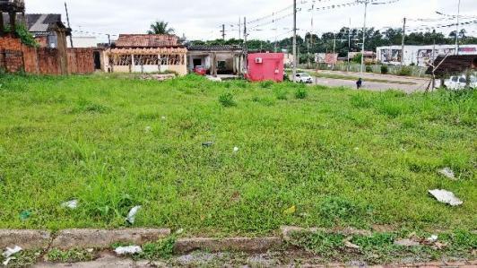 Area de terra com 1200M² Aproximadamente 6 Terrenos ao lado Supermercado Araújo do Tangara