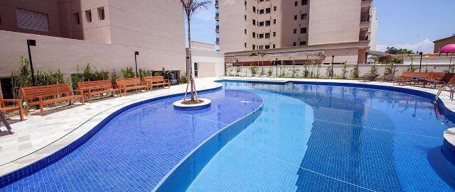 Praça Espelho D'água Piscinas Lazer Completo Terraços Jardim das Colinas 3 dorm