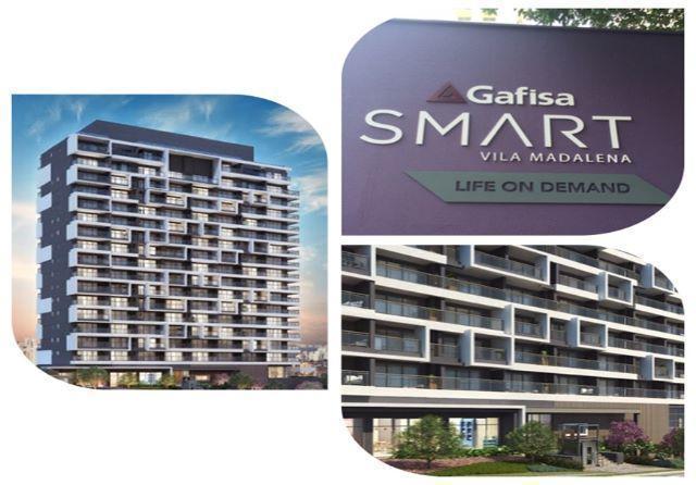Lançamento Smart Vila Madalena GAFISA