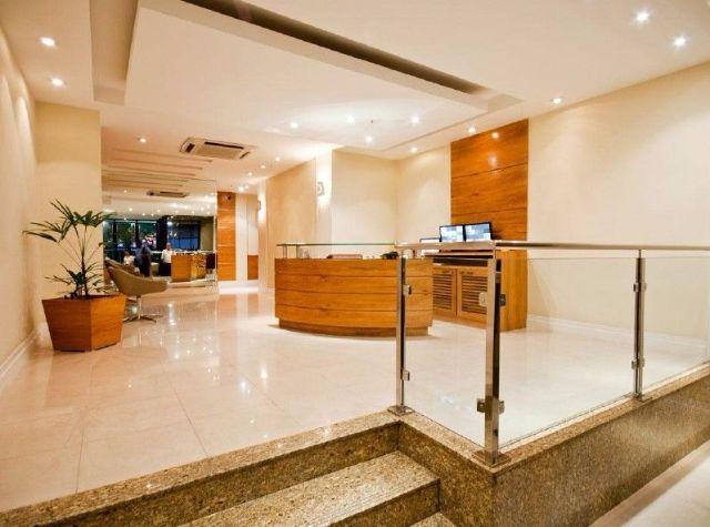 Residencial Tijuca 2 Quartos 65m² + Dependencia-Financia