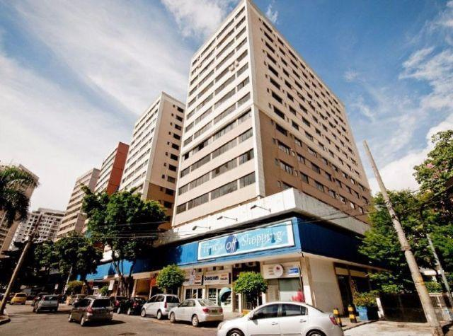 Residencial Tijuca-3 Quartos 86m² + Dependencia-Financia