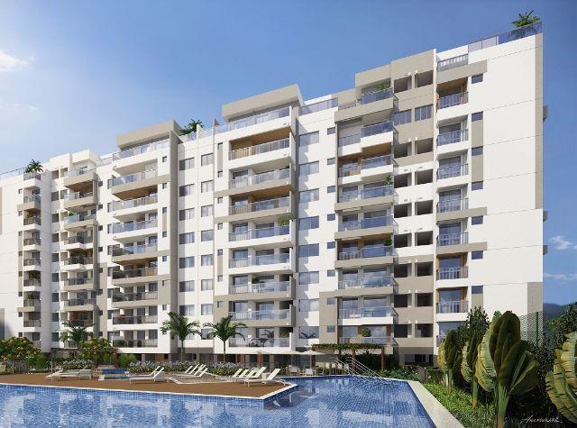 Rg-Cobertura 3 Quartos-2 Vagas 127 m²- Financia