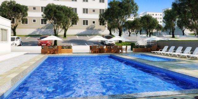 Minha Casa Minha Vida c/ piscina, lazer e entrada facilitada em  - Use seu FGTS