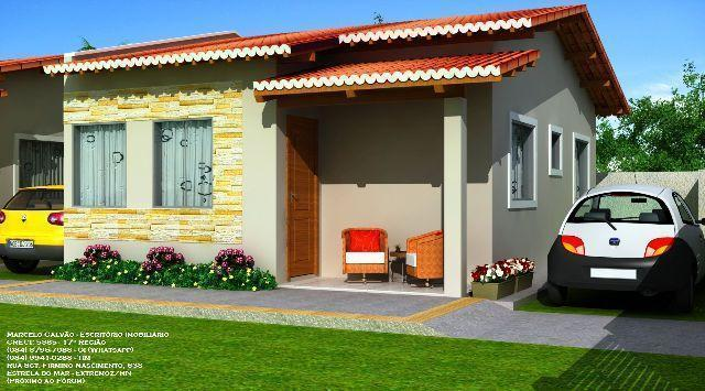 Casa em Condomínio Fechado Por R 78.000 (Ultima unidade)