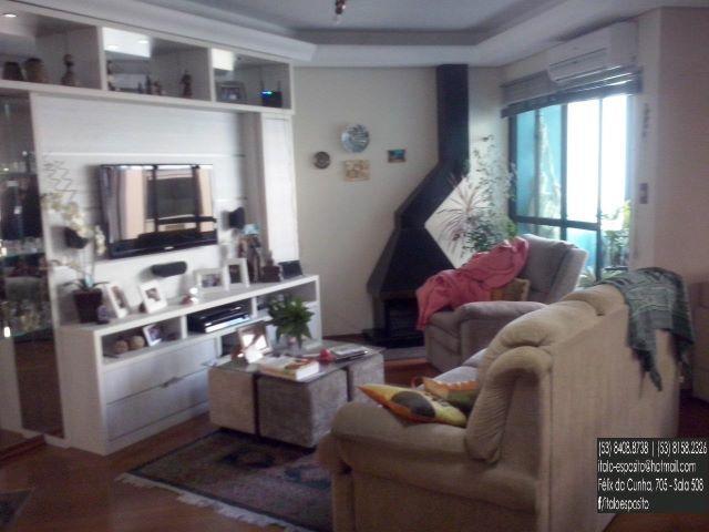 Luxuoso apartamento na Zona Norte