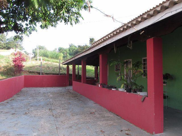 Chácara com casa térrea, terreno de 1.740 M² excelente localização em Sousas.Zoneamento 8