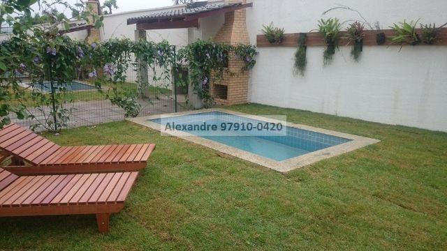 RECREIO, Casas Triplex até 5 Qts, Churrasqueira e Piscina (aceita permuta)