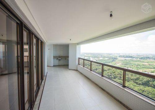 Apartamento no Greenville Lumno 225m²,cinco quartos,quatro suites.Aproveite