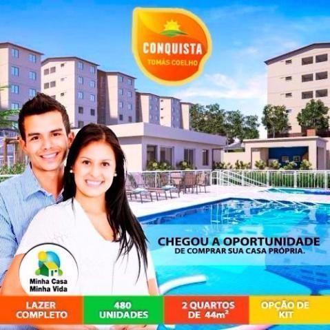 Apartamento em Tomás Coelho