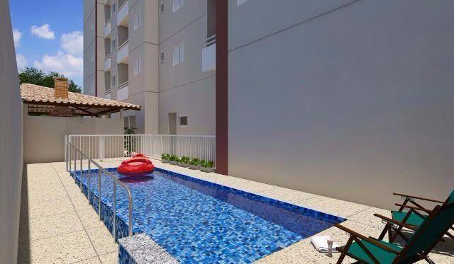 Carmen de Toledo, 54m² dois dormitórios, Zona sul