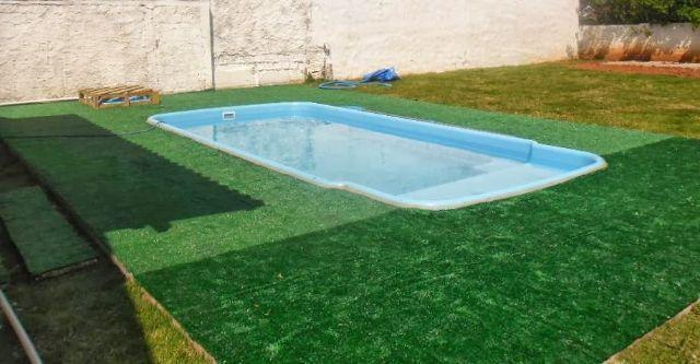 casa com piscina oferta depois do carnaval 7 dias total 2.500,00