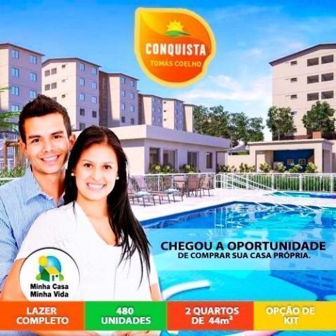 Apartamentos 2 Quartos - Tomas Coelho