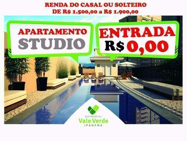 Residencial Vale Verde Ipanema, Zero de Ato
